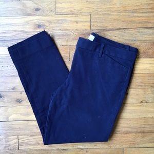 Gap Slim Cropped Dress Pants